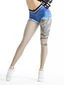 ieftine Leggings-Pentru femei Zilnic Sport Legging - Bloc Culoare Talie Înaltă