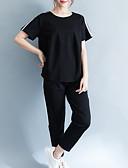preiswerte Bauchtanzkleidung-Damen Hemd - Einfarbig Hose