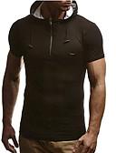 رخيصةأون تيشيرتات وتانك توب رجالي-للرجال قميص أساسي سادة
