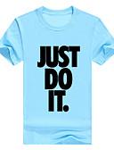 tanie T-shirt-podkoszulek Damskie Urocza Litera / Litera