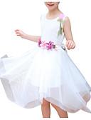 olcso Lány ruhák-Gyerekek Lány Alap Egyszínű Ujjatlan Ruha