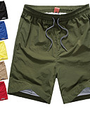 olcso Kvarc-Férfi Planinarske kratke hlače Külső Gyors szárítás, Lélegzési képesség, Upijanje znoja Nyár Rövidnadrágok, Alsók Szabadtéri gyakorlat Multisport 4 XL 5 XL 6 XL