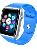 baratos Smartwatches-Relógio inteligente W8 para Android Calorias Queimadas / Suspensão Longa / Chamadas com Mão Livre / Tela de toque / Câmera Cronómetro / Aviso de Chamada / Monitor de Atividade / Monitor de Sono