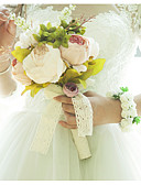cheap Mother of the Bride Dresses-Wedding Flowers Bouquets / Petals Wedding / Wedding Party Satin / Fabrics / Flower & Bud 11-20 cm