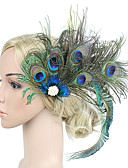 cheap Women's Hats-Women's Vintage / Elegant Hair Clip / Fascinator Flower