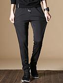 ieftine Pantaloni Bărbați si Pantaloni Scurți-Bărbați Zvelt Pantaloni Chinos Pantaloni Mată / Sfârșit de săptămână