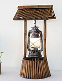 cheap Fashion Watches-Simple New Design Table Lamp For Living Room Wood / Bamboo 220-240V