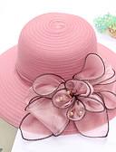 olcso Női kalapok-Női Színes Aktív / Szabadság - Szalmakalap
