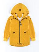 cheap Boys' Jackets & Coats-Kids Boys' Solid Colored Long Sleeve Suit & Blazer