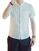 ieftine Tricou Bărbați-cămașă pentru bărbați - suport solid pentru guler de cămașă