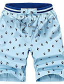 ieftine Hanorace Bărbați și Plover-Bărbați Activ Pantaloni Scurți Pantaloni Animal