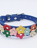 cheap Mother of the Bride Dresses-Dogs / Rabbits / Cats Collar / Dog Training Collars / Necklace Portable / Mini / Trainer Geometric / Butterfly PU Leather / Polyurethane Leather Blue / Pink / Light Blue