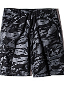 ieftine Pantaloni Bărbați si Pantaloni Scurți-Bărbați Bumbac Pantaloni Chinos / Pantaloni Scurți Pantaloni camuflaj / Sport