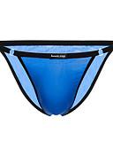 preiswerte Exotische Herrenunterwäsche-Herrn Solide - Slip / G-String Unterwäsche Niedrige Taillenlinie