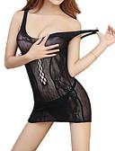 cheap Women's Nightwear-Women's Suits Nightwear - Mesh, Jacquard