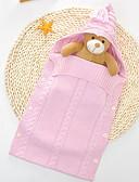 baratos Relógios da Moda-Bébé Unisexo Sólido Cobertor