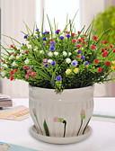 olcso Női Pulóverek-Művirágok 1 Ág Klasszikus Modern / kortárs / minimalista stílusú Gyöngyvirág Asztali virág