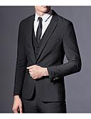ieftine Jachete & Paltoane Bărbați-Bărbați Blazer De Bază - Mată
