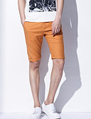 ieftine Pantaloni Bărbați si Pantaloni Scurți-Bărbați Bumbac Pantaloni Chinos Pantaloni Mată