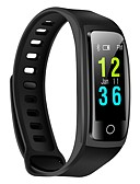 cheap Sport Watches-Smart Bracelet Smartwatch CB606 for Android iOS Bluetooth Waterproof Heart Rate Monitor Blood Pressure Measurement Long Standby Exercise Record Pedometer Call Reminder Sleep Tracker Sedentary Reminder