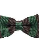 זול כובעים לנשים-עניבת פפיון - פסים / קולור בלוק / טלאים פפיון בסיסי יוניסקס