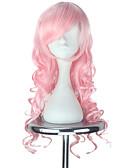 זול כובעים אופנתיים-פאות קוספליי Vocaloid Megurine Luka אנימה פאות קוספליי 190.5 cm CM סיבים עמידים לחום כל
