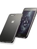 halpa Puhelimen kuoret-Etui Käyttötarkoitus OnePlus OnePlus 6 / One Plus 5 / OnePlus 5T Iskunkestävä / Pinnoitus Takakuori Yhtenäinen Kova Aluminium