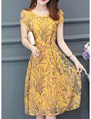 cheap Women's Dresses-Women's Going out / Beach Slim Sheath Dress