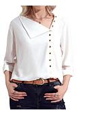 povoljno Bluza-Bluza Žene Izlasci Jednobojni V izrez