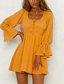 povoljno Dresses For Date-Žene Izlasci Slim Korice Haljina Iznad koljena