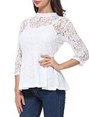 ieftine Tricou-Pentru femei Stand Tricou Mată