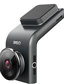 זול 2017ביקיני ובגדי ים-360 360G300 1080p HD / ראיית לילה רכב DVR 140 מעלות זווית רחבה 2 אִינְטשׁ צג TFT LCD דש קאם עם WIFI / G-Sensor / מצב חנייה לד 1 אינפרא אדום רכב מקליט