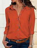 cheap Women's Belt-Women's Basic Shirt - Solid Colored