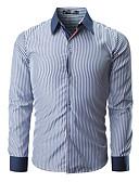 preiswerte Herrenhemden-Herrn Gestreift Hemd