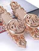 رخيصةأون ساعات الفساتين-Curtain Accessories  معدن خطاف الحائط معدن 2pcs