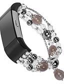 halpa Smartwatch-nauhat-Watch Band varten Fitbit Charge 2 Fitbit Korudesign Keraaminen Rannehihna