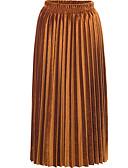 זול חצאיות לנשים-אחיד - חצאיות מקסי גזרת A בסיסי בגדי ריקוד נשים