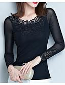abordables Chaquetas con Capucha para Mujer-Mujer Chic de Calle Camiseta Un Color