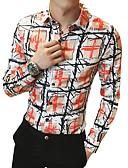 povoljno Muške majice i potkošulje-Majica Muškarci Dnevno / Izlasci Color block
