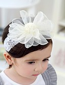 cheap Kids' Headpieces-Toddler Girls' Active Floral Hair Accessories White One-Size