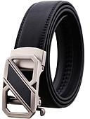 cheap Men's Belt-Men's Work / Basic Waist Belt - Color Block