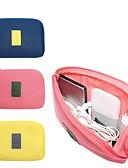 お買い得  レディース・スカーフ-旅行かばん / トラベルオーガナイザー 大容量 / 速乾性 / 超軽量生地 USBケーブル / 携帯電話 テリレン 旅行