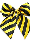 cheap Men's Ties & Bow Ties-Boys' Basic Bow Tie - Striped / Color Block Bow