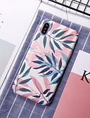 halpa Naisten mekot-Etui Käyttötarkoitus Apple iPhone XS / iPhone XR / iPhone XS Max Kuvio Takakuori Puu Kova PC