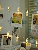 billige Klistremerker og etiketter-LED Lys PVC Bryllupsdekorasjoner Bryllup / Fest / aften Kreativ / Bryllup / Vintage Theme Alle årstider