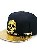 billige Hatter til herrer-Unisex Fest Baseballcaps / Solhatt - Nagle, Leopard