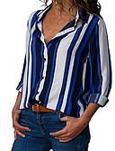 cheap Women's Swimwear & Bikinis-Women's Basic Shirt - Striped