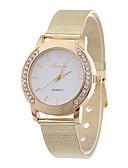 halpa Kvartsikellot-Naisten Rannekello Diamond Watch Quartz Kulta  Arkikello jäljitelmä Diamond Analoginen naiset Muoti - Valkoinen Musta