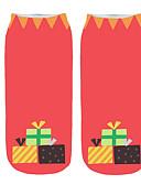 halpa Sukat ja sukkahousut-Naisten Sukat Keskipaksu - Geometrinen