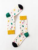 abordables Calcetines y Medias para Mujer-Todo Calcetín Medio - Geométrico